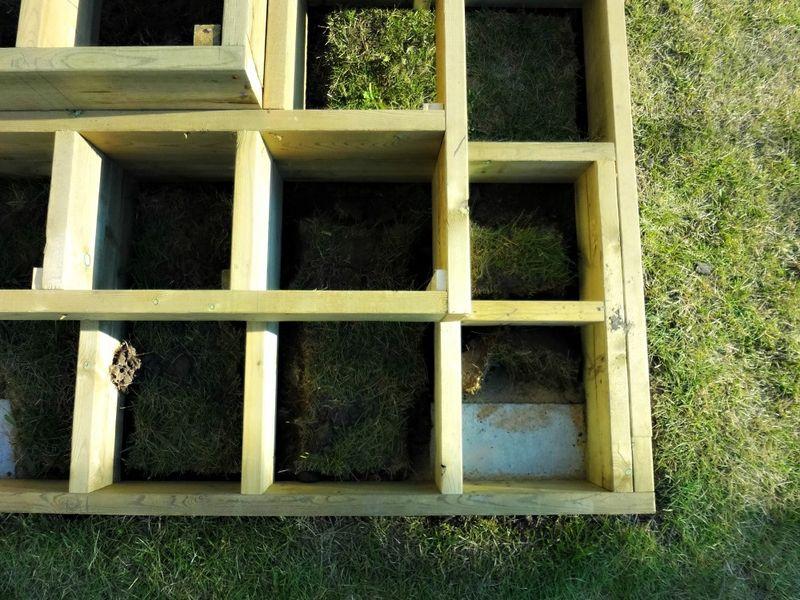 Deckfoundation